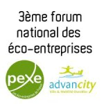 3e forum national des éco-entreprises, le 9 février 2012 à Bercy